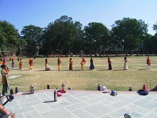 インディアン ダンス