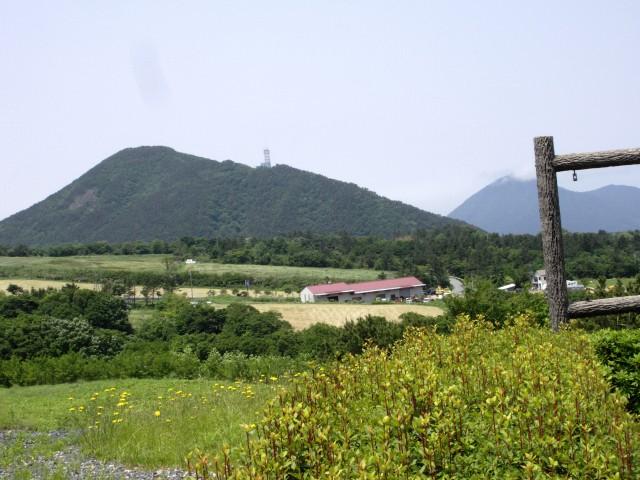 大山の景色・其乃陸