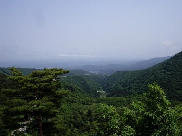 大山の景色・其乃玖