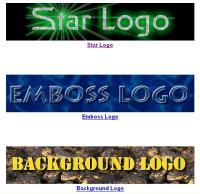 GRSites Text Logo Maker
