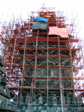 Bruneiのオマールモスク以来の工事中の見所 残念