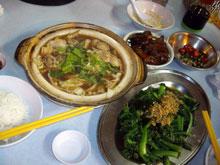 マレー系中華バクテー!KKで食って以来だなー KKのより美味い!