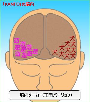 kanto脳内