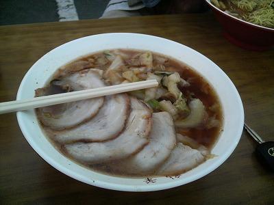 彩華ラーメン(焼き豚トッピング)