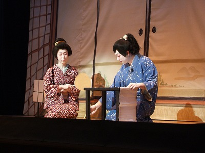 虎太郎とお紗代