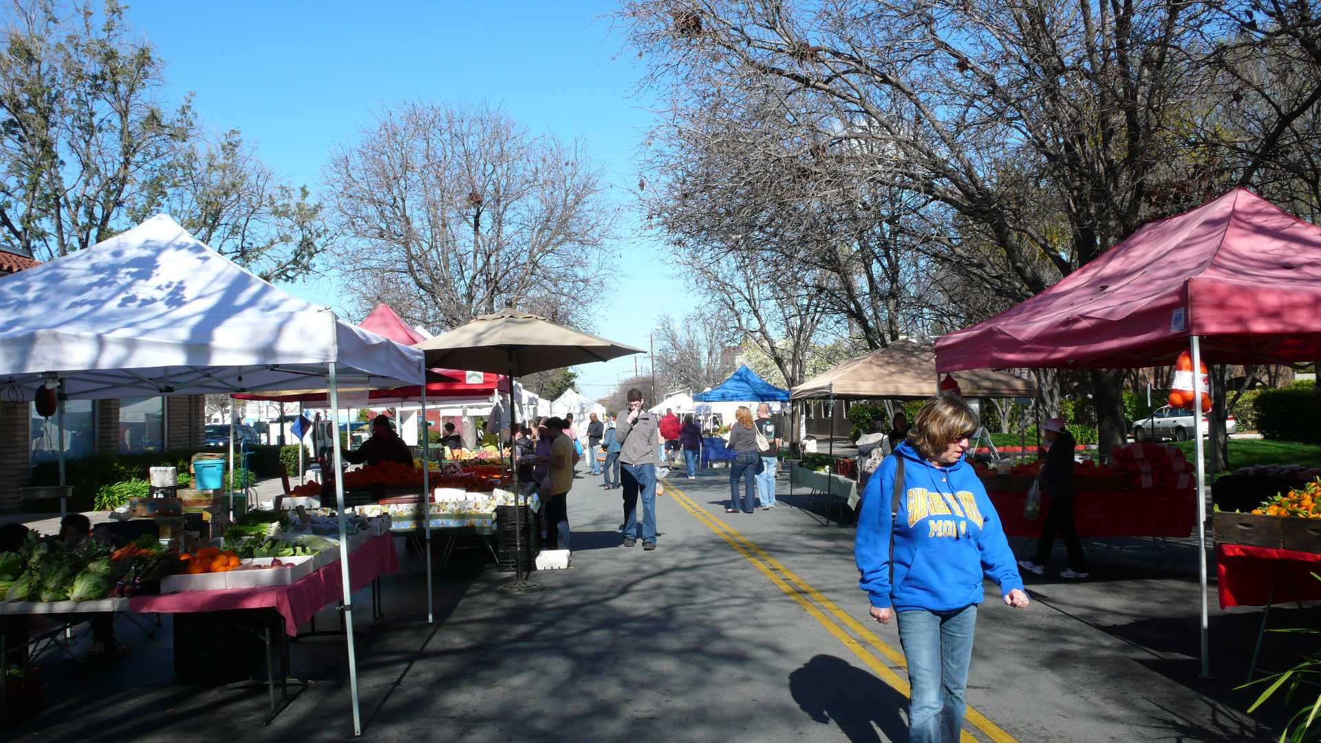 Santa Clara Farmers' Market