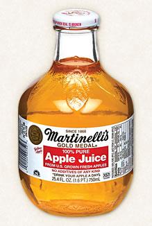 Martinelli's Apple Juice 750ml
