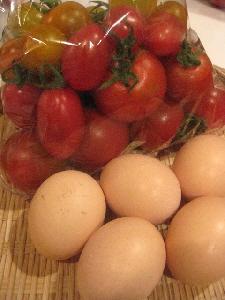 トマト&卵