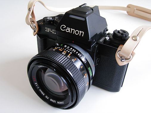 Canon NewF-1 AE