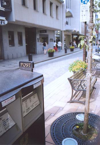Canon NewF-1  横浜元町