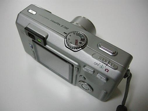 Finepix F700