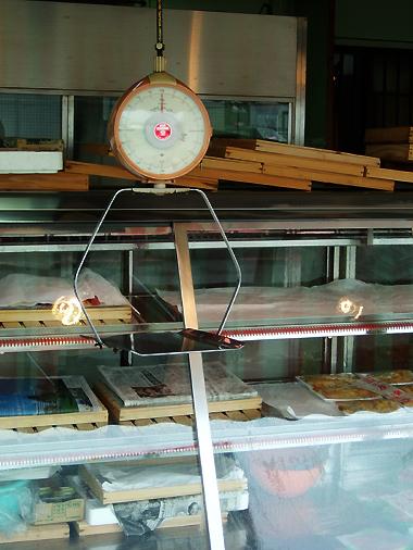 FUJI FinePix F700  魚屋さん