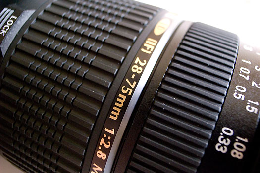TAMRON SP AF 28-75mm F/2.8 XR Di LD ASPHERICAL (IF) MACRO