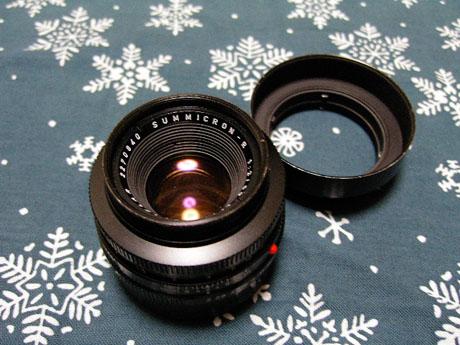 SUMMICRON-R 50mm F2