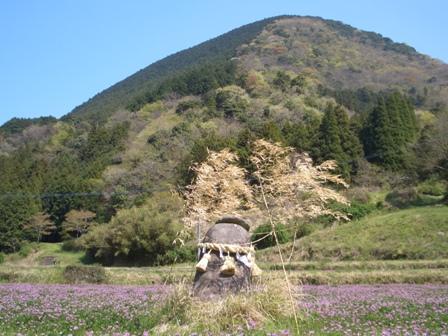 こしき石 米神山