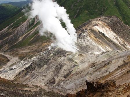 星生崎から硫黄山P1010913
