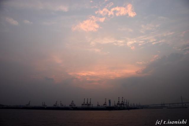 横浜港(2008/9/14)