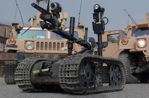 軍事用ロボット