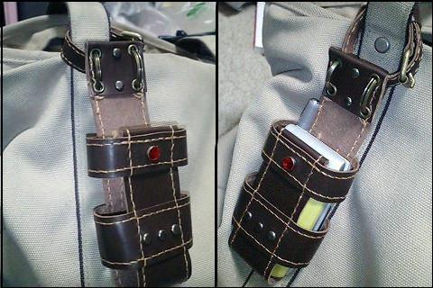 携帯ホルダー