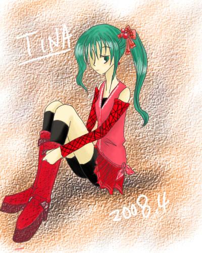 ティナさん
