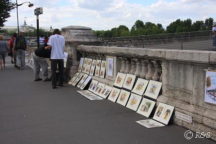gセーヌ河岸の絵画屋さん1IMG_2698