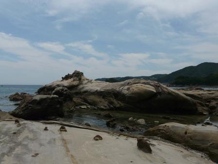 竜串海岸 6