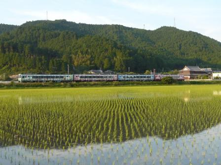 2000系特急気動車 アンパンマン列車 3