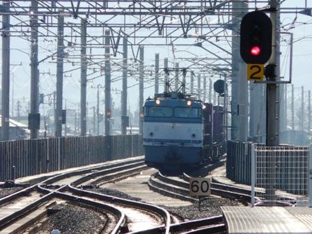 貨物列車 (EF65) 1