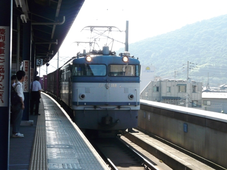 貨物列車 (EF65) 2