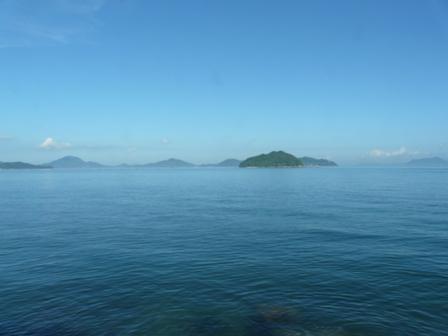 車窓から 瀬戸内海 1