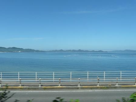 車窓から 瀬戸内海 3