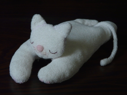 くたくたネコ 1