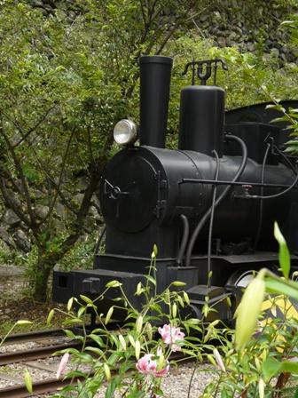 観光用鉱山鉄道 2
