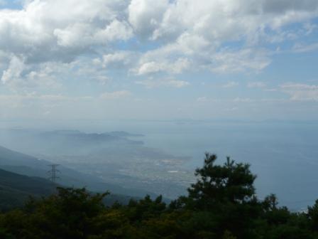 翠波峰からの眺望 2