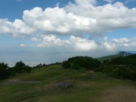 翠波峰からの眺望 1