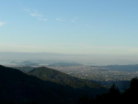 三坂峠付近からの眺望 1