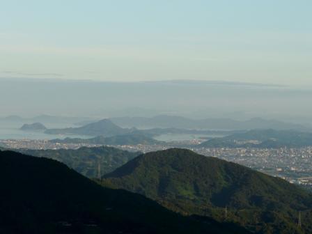 三坂峠付近からの眺望 2