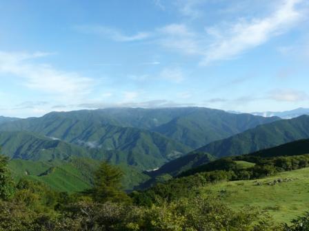 四国カルスト 風景 1