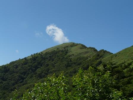 瓶ヶ森林道からの眺望 3