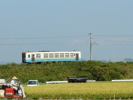 JR四国 予讃線 キハ32形