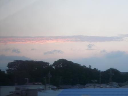 朝の景色 1