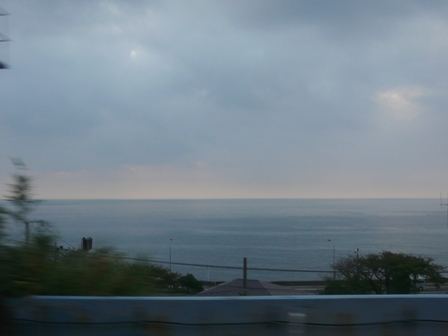 朝の景色 2