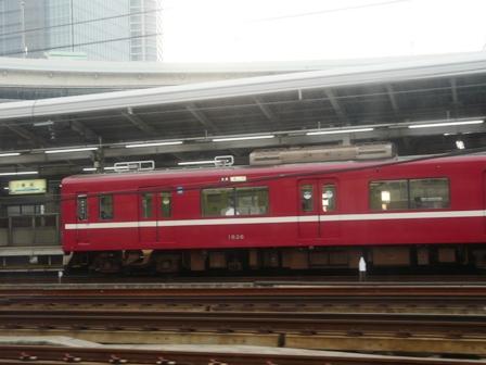 横浜駅 京浜急行 1000形