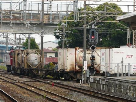 貨物列車 2