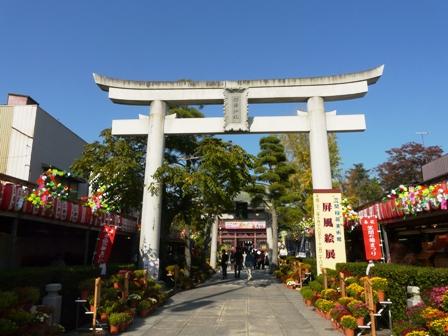 笠間稲荷神社 1