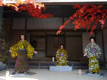 笠間稲荷神社 菊人形 6