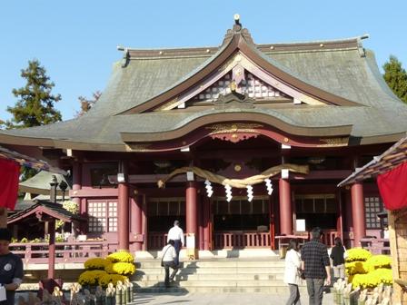 笠間稲荷神社 2