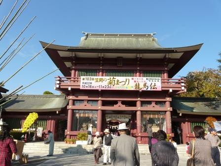 笠間稲荷神社 3