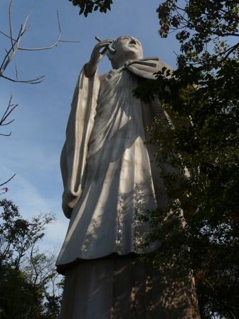 石手寺 弘法大師像 2