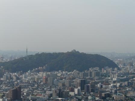 瀬戸風峠からの眺望 2